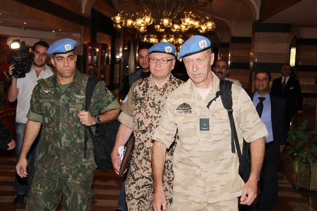 بازرسان سازمان ملل