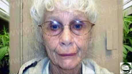 پیرترین زن توزیع کننده مواد مخدر