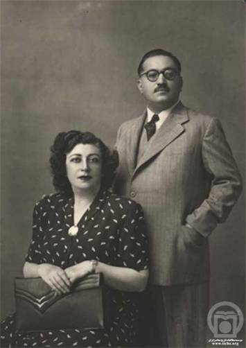 عکس هایی از زنان و فرزندان رضا شاه پهلوی (رضا خان)