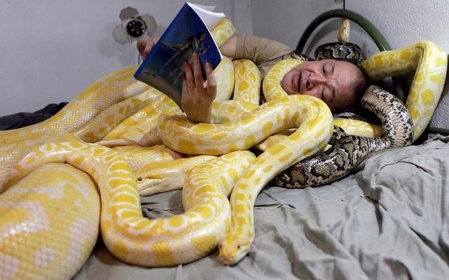 اتاق خواب کارمند باغ وحش
