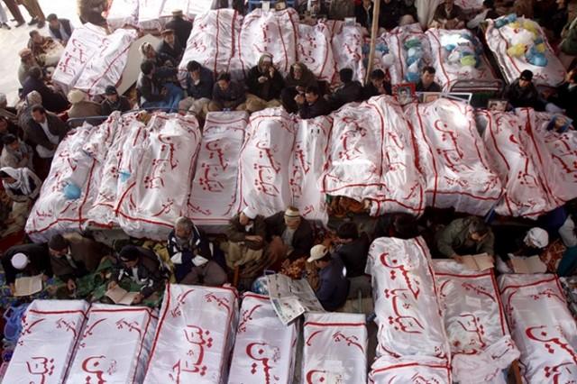 شیعیان پاکستان در شهر کویته