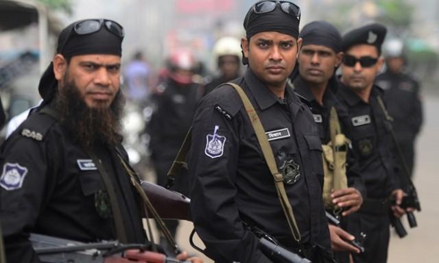 نیروهای واکنش سریع پلیس بنگلادش