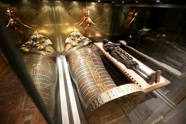 مومیایی های مصری