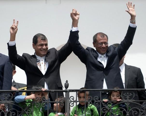 انتخابات ریاست جمهوری اکوادور