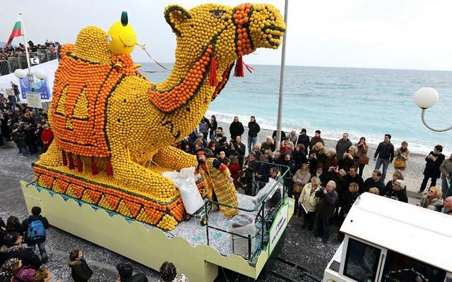 فستیوال لیمو در فرانسه