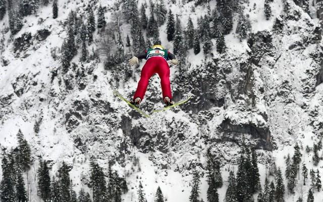 مسابقات اسکی پرش