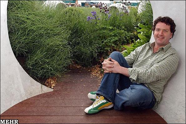دیارمود گاوین طراح باغ هفت طبقه