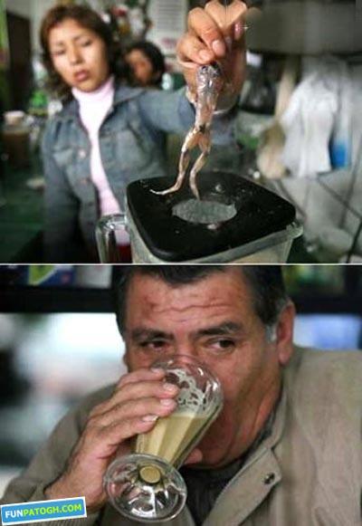 آب قورباغه
