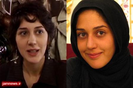 زهرا امیرابراهیمی استخدام بی بی سی شد