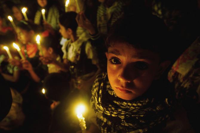 روز نکبت در غزه
