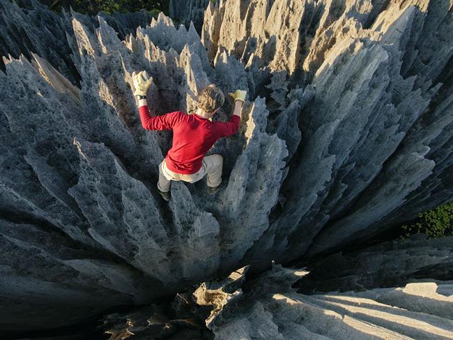 صخره های سنگی