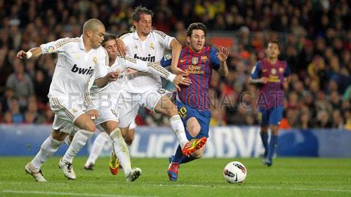 218521 796 بارسلونا 1   رئال مادرید 2 (گزارش تصویری)