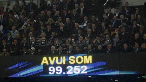 218522 768 بارسلونا 1   رئال مادرید 2 (گزارش تصویری)