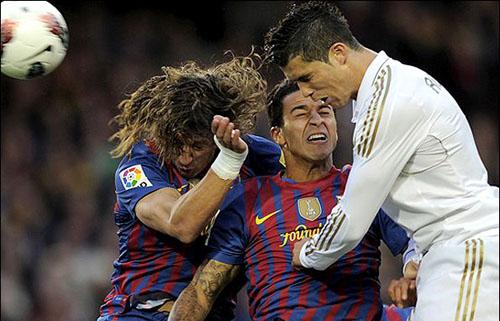 218523 831 بارسلونا 1   رئال مادرید 2 (گزارش تصویری)