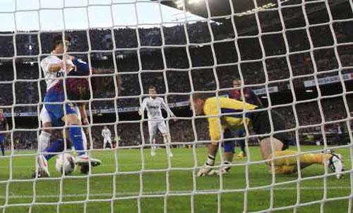 218524 214 بارسلونا 1   رئال مادرید 2 (گزارش تصویری)