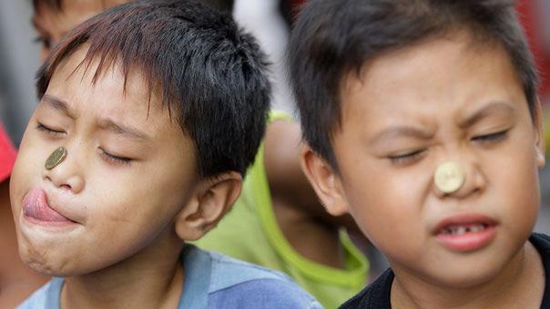 مسابقه سکه ای در فیلیپین