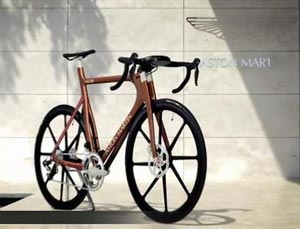 فناورانهترین دوچرخه جهان