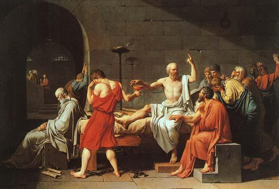 جام زهر سقراط