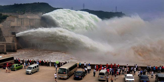 رودخانه زرد چین