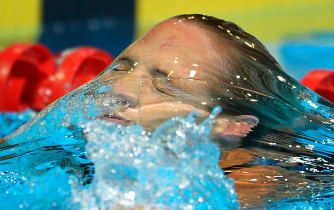 شناگر آمریکایی