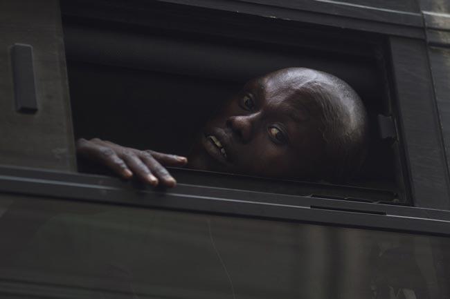 مهاجر سودانی