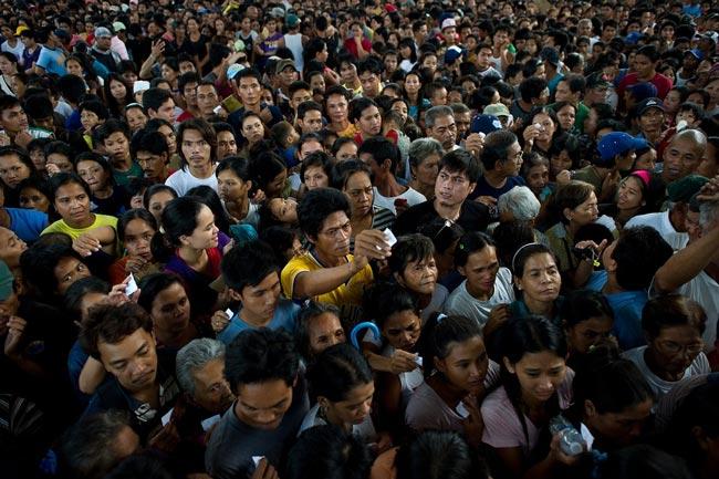 سیلزدگان مانیلی