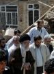 بازدید سرزده رهبر انقلاب از مناطق زلزله زده آذربایجان (+گزارش تصویری)