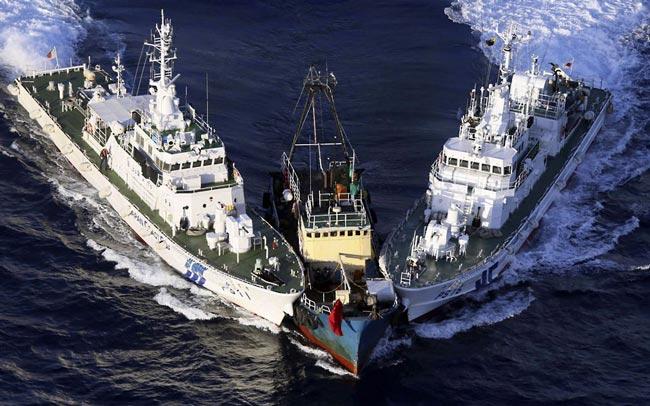 گارد دریایی ژاپن