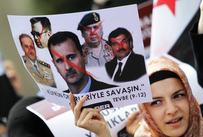 مخالفان حکومت سوریه