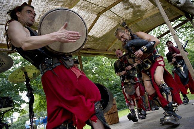 فستیوال قرون وسطی