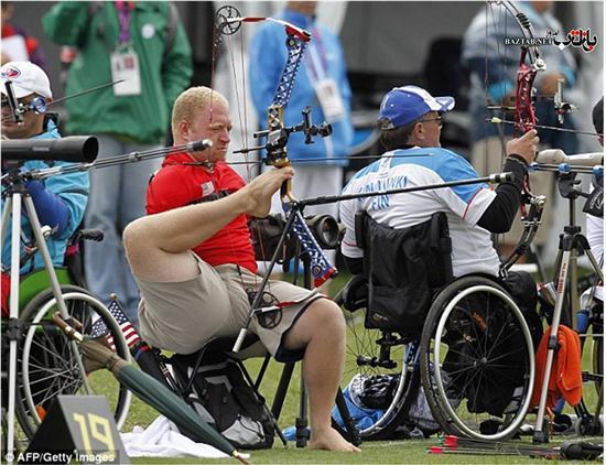 238967 889 5 ابر انسان عجیب در پارالمپیک 2012 / عکس