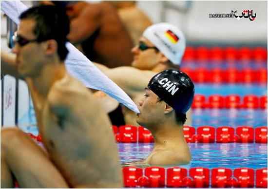 238973 445 5 ابر انسان عجیب در پارالمپیک 2012 / عکس