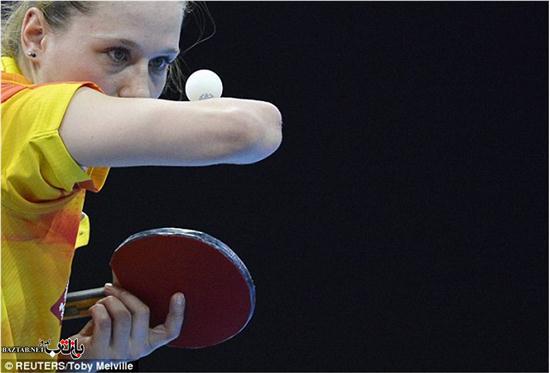 238974 386 5 ابر انسان عجیب در پارالمپیک 2012 / عکس