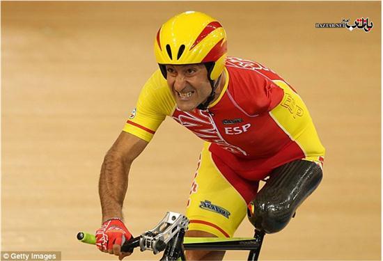 238976 556 5 ابر انسان عجیب در پارالمپیک 2012 / عکس