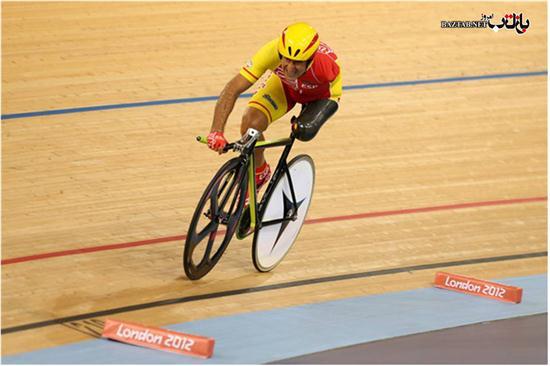 238977 250 5 ابر انسان عجیب در پارالمپیک 2012 / عکس