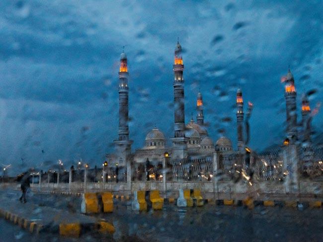 مسجد الصالح یمن