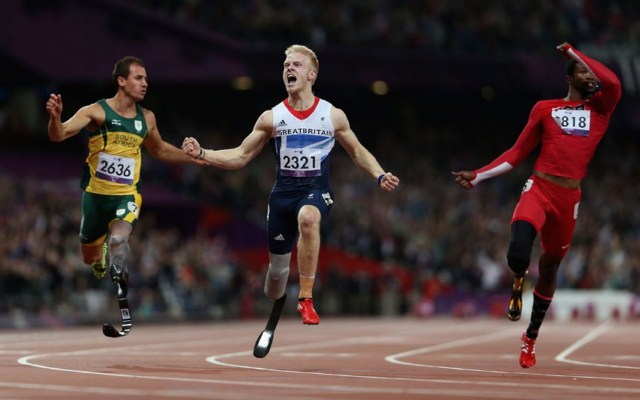 مسابقات پارا المپیک لندن