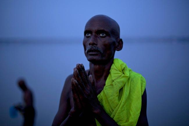 نیایش یک هندو