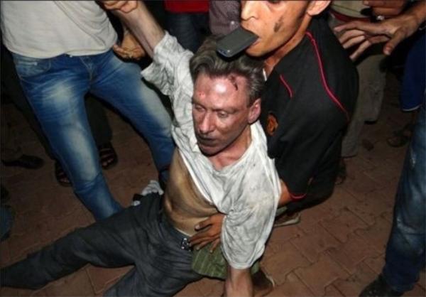 قتل سفیر آمریکا