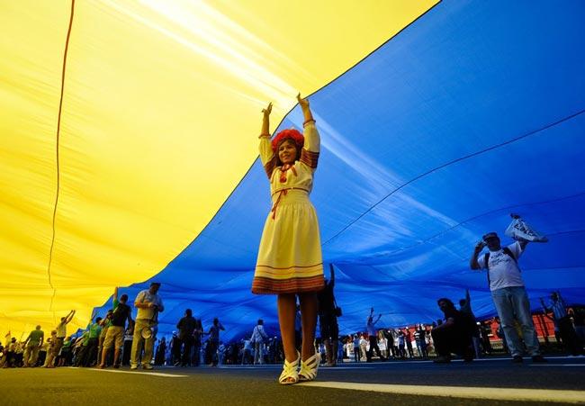روز استقلال اوکراین
