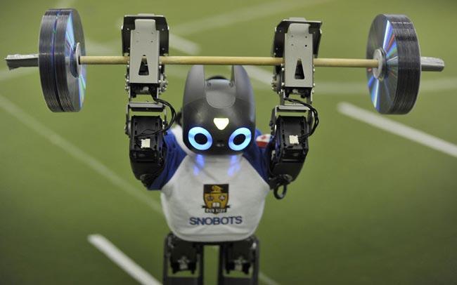 مسابقات ربات ها