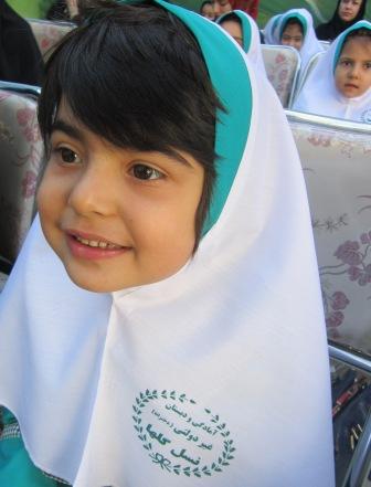 مدارس طبیعت معجزه ای برای نسل آینده فقط آق قلا - آغاز سال تحصیلی در ارومیه (تصویری)