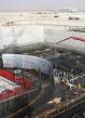 آغاز بتون ریزی برای ساخت اولین نیروگاه اتمی امارات (+عکس)