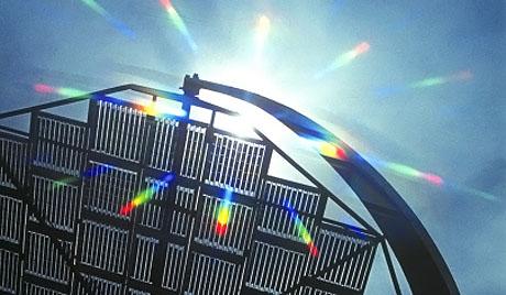 انرژِی خورشیدی