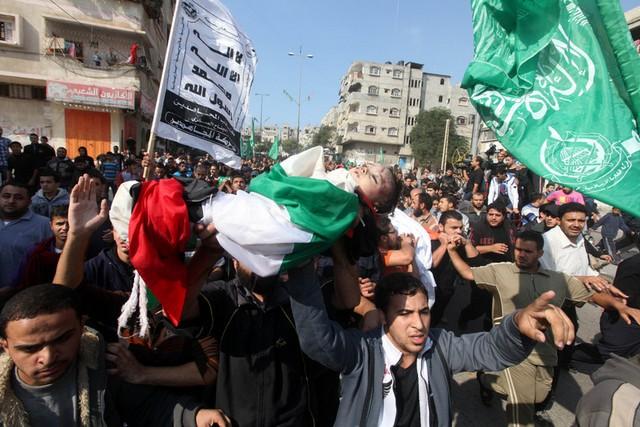 کشتار مردم غزه