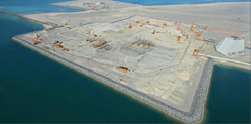 محل ساخت موزه ابوظبی