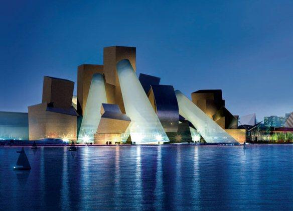 موزه گوگنهایم ابوظبی