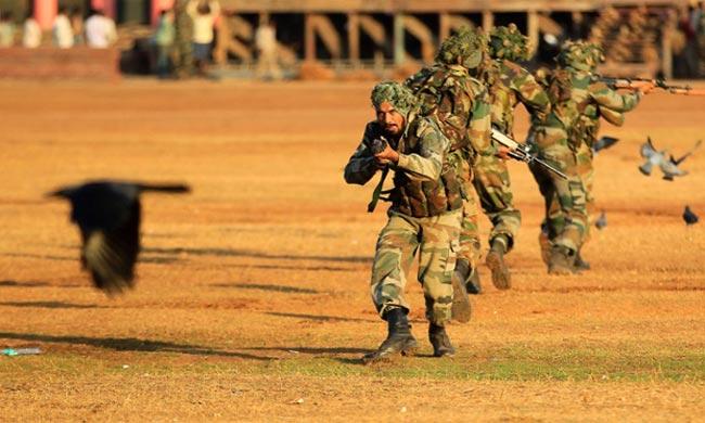نیروهای نظامی هند