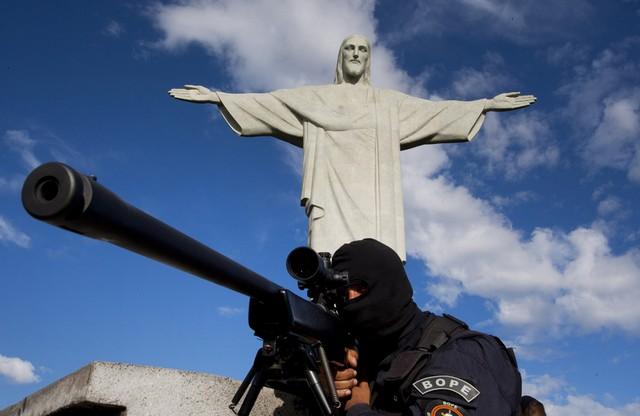 پلیس نظامی برزیل