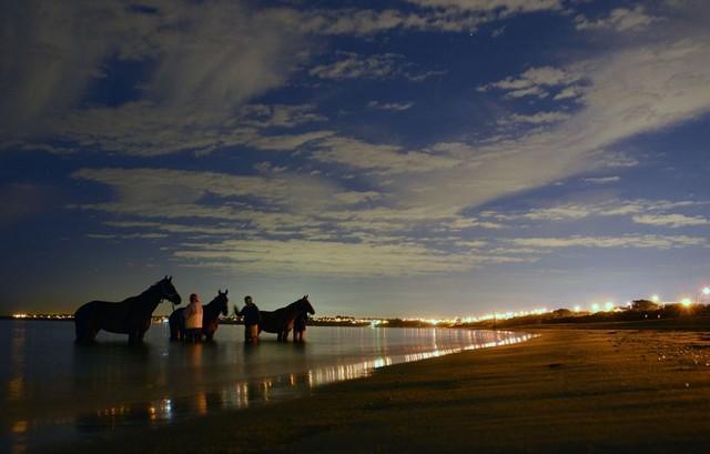 غروب سواحل استرالیا